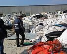 increased illegal shipments and criminal activity across global plastic waste trade routes