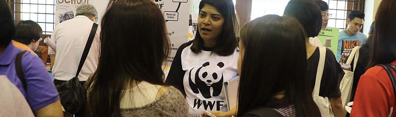 © Chitra/WWF-Singapore
