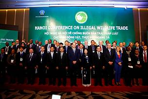 © Hanoi Conference on Illegal Wildlife Trade 2016