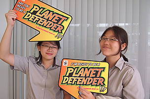 Are you ready to be Planet Defenders?
