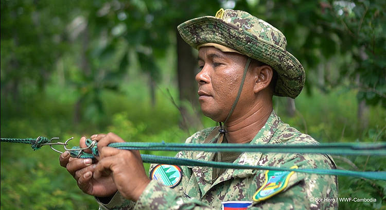 From wildlife poacher to forest protector – a Ranger's story
