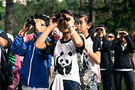 WWF Education Singapore  © Chitra/WWF-Singapore